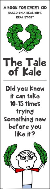 The Tale of Kale 160x600