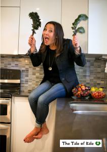 The Tale of Kale - Lisa Borden