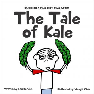The Tale of Kale cover